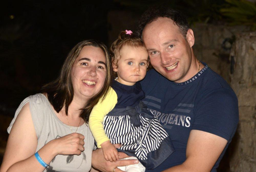 Florian, Barbara und Sophia Schaller