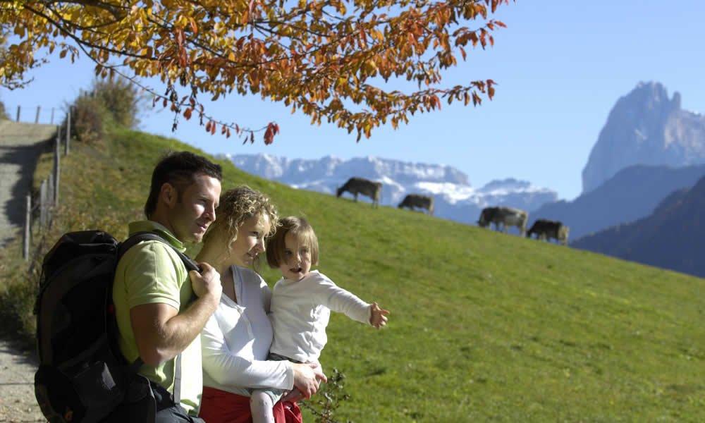 """""""Benvenuto"""" auf dem Gschloierhof: Ihrem Bauernhof für den Familienurlaub in Südtirol"""