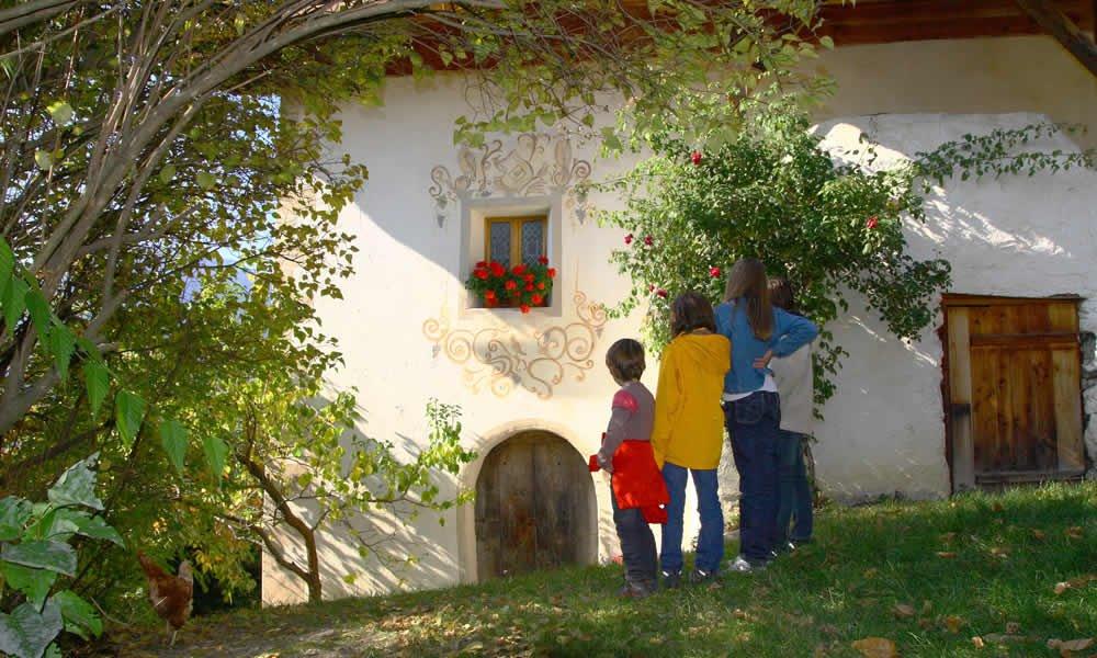 Vacanza escursionistica nei luoghi in cui il poeta Walther von der Vogelweide era di casa!