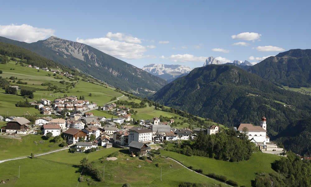 La Val Gardena e i suo dintorni vi offrono molto!