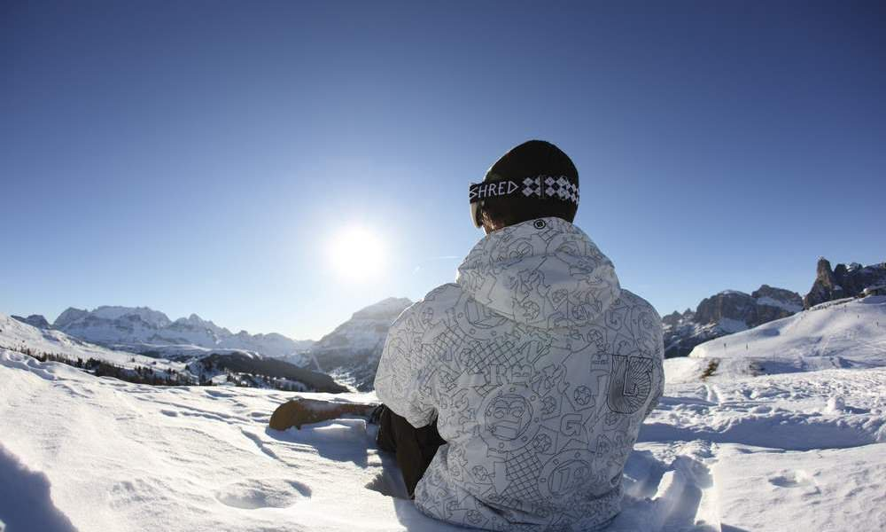 Vacanza invernale all'insegna dello sport sulle Dolomiti in Alto Adige