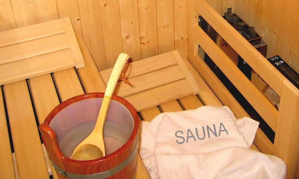 Prima la Sella Ronda e poi la Bio - Sauna al Gschloierhof!